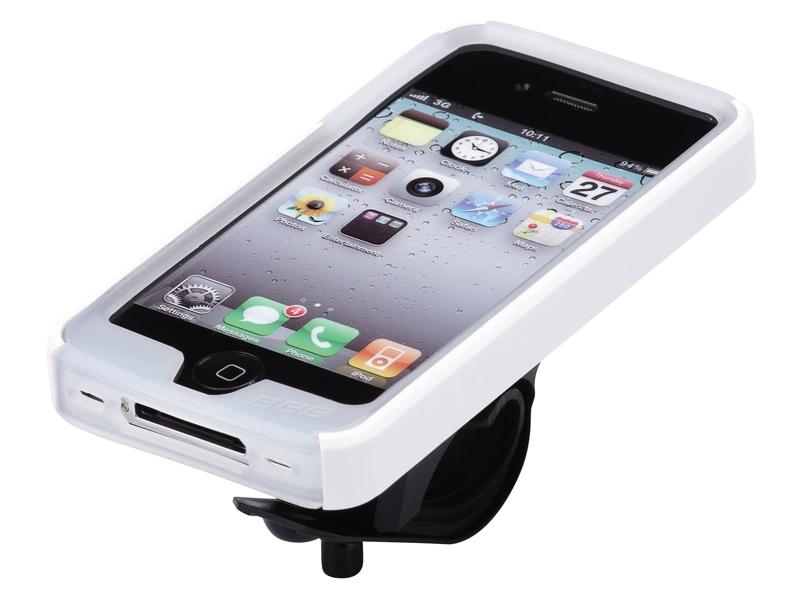 držák na smartphone BBB BSM-02 Patron I4S bílý