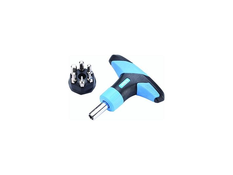 nářadí - klíče imbusové BBB BTL-119 TorqueFix 6 Nm