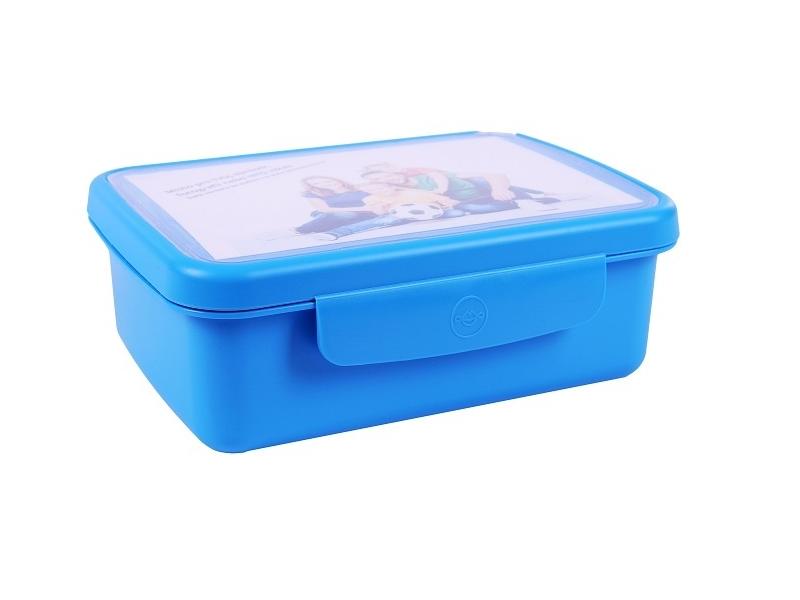 box RaB Zdravá sváča modrý komplet