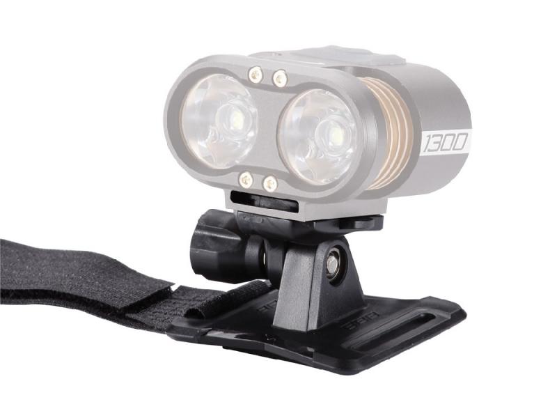 světlo - držák BBB BLS-70 Helmetmount