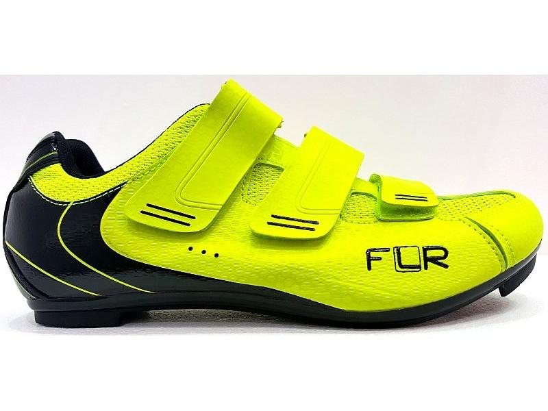 tretry silniční FLR F-35 Neon žluté 36