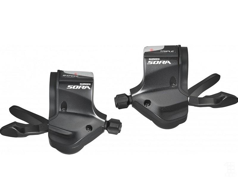 páky řadicí silniční SORA SL3500 9x2