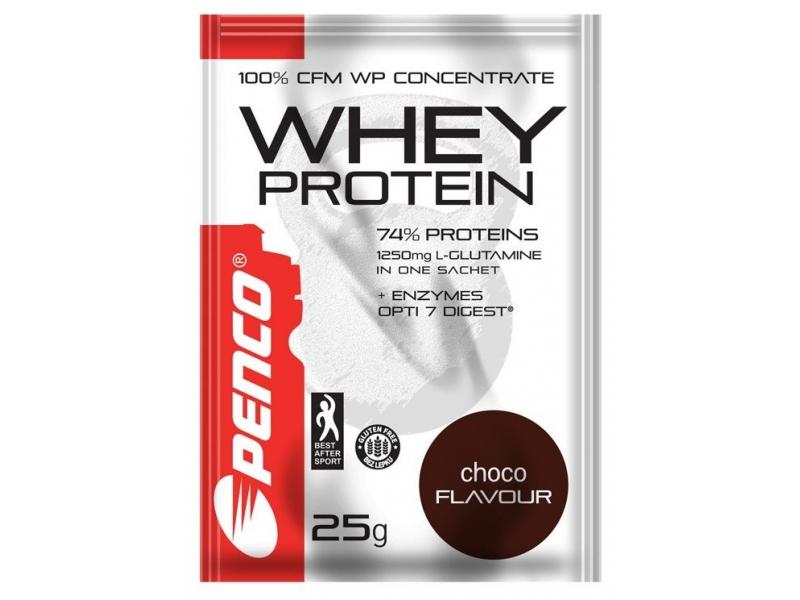 výživa - PENCO WHEY PROTEIN čokoláda 25g