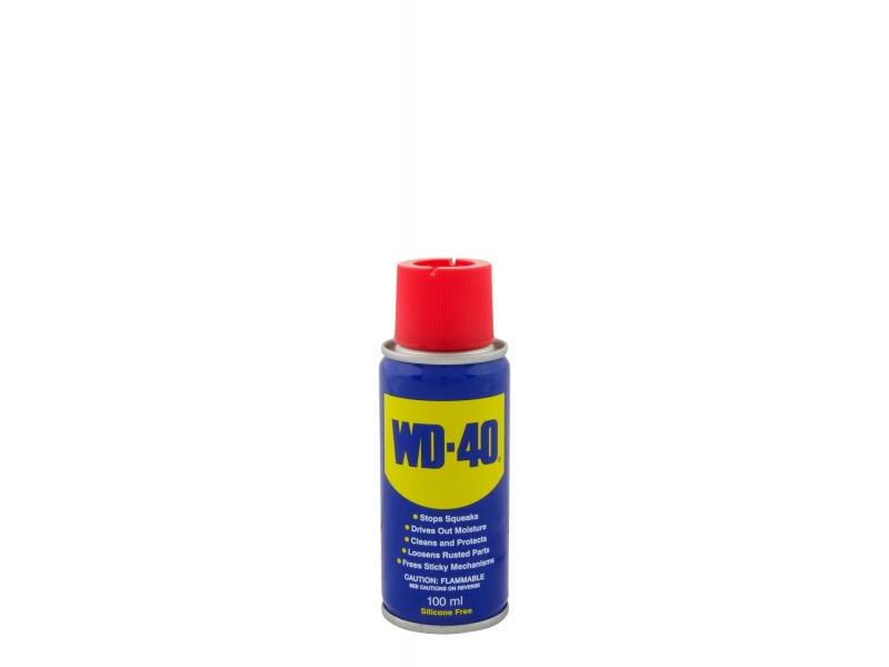 mazivo - olej WD40, sprej 100ml