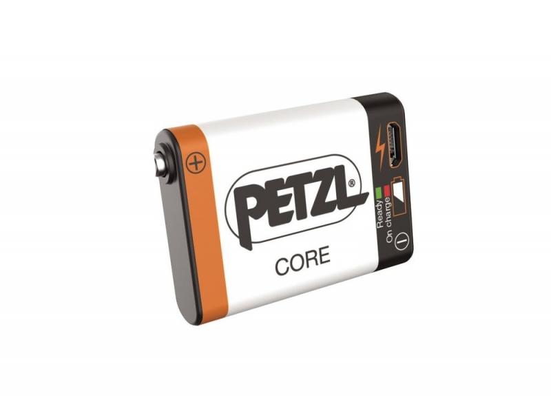 světlo - akumulátor CORE pro čelovky PETZL