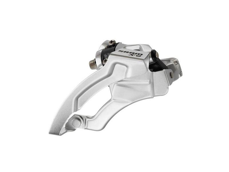 přesmykač SRAM X-9 Low Clamp  31,8 Top Pull
