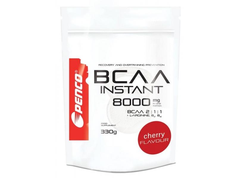 výživa - PENCO BCAA 8000 Instant 330g třešeň, sáček