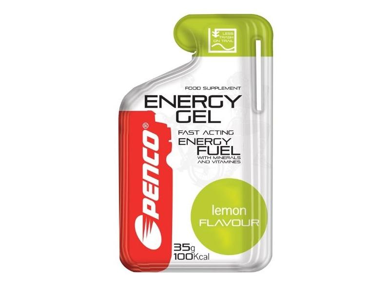 výživa - PENCO ENERGY GEL NEW citron 35g sáček