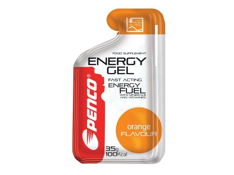 výživa - PENCO ENERGY GEL NEW pomeranč 35g sáček