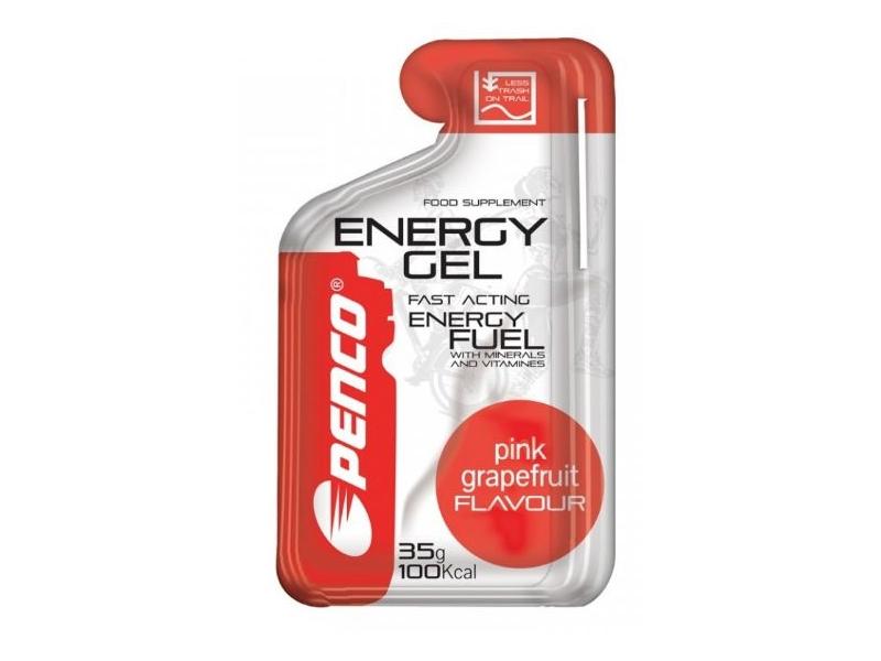 výživa - PENCO ENERGY GEL NEW grep 35g sáček