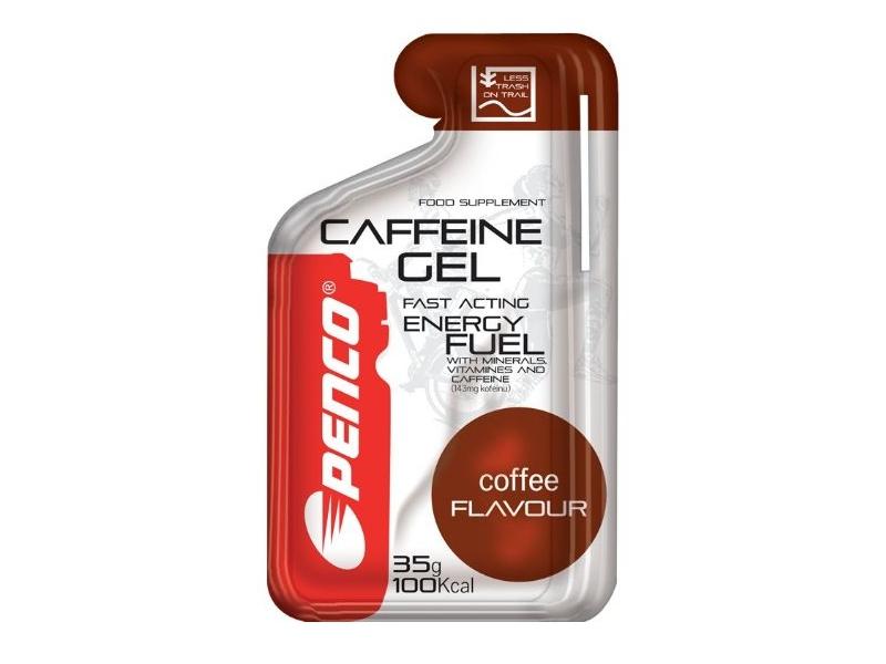 výživa - PENCO CAFFEINE GEL NEW coffee 35g sáček
