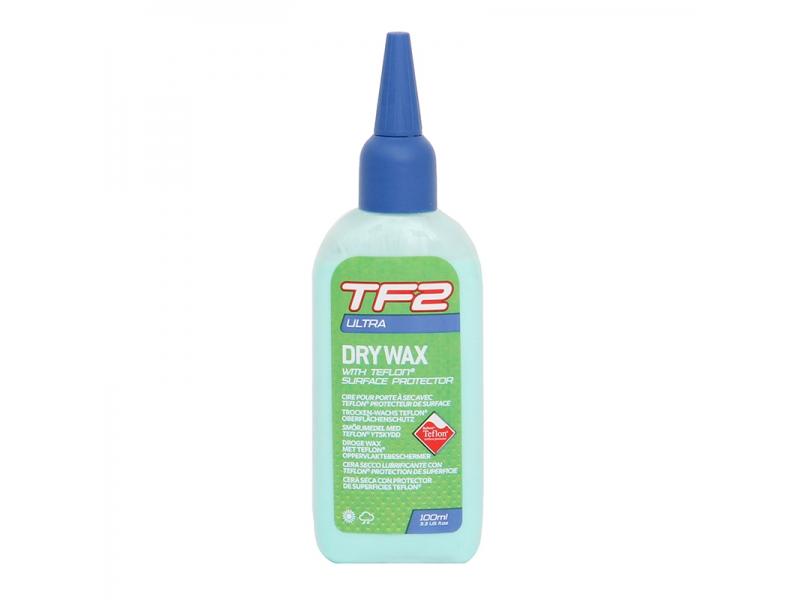 mazivo - olej TF2 Dry Wax teflon uni na řetěz 100ml