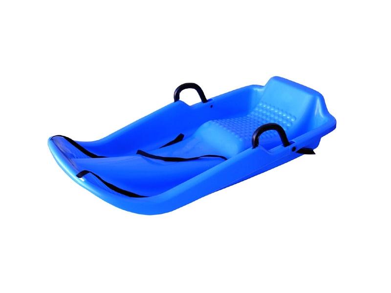 zima-bob plast.Olympic modrý