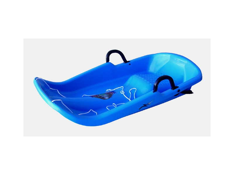 zima-bob plastkon Twister modrý