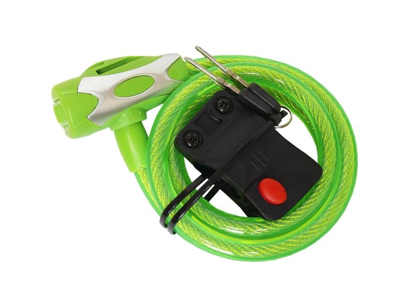 zámek TONYON TY-555 12x1200 zelený