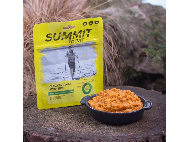 výživa - SUMMIT TO EAT - Kuře Tikka s rýží