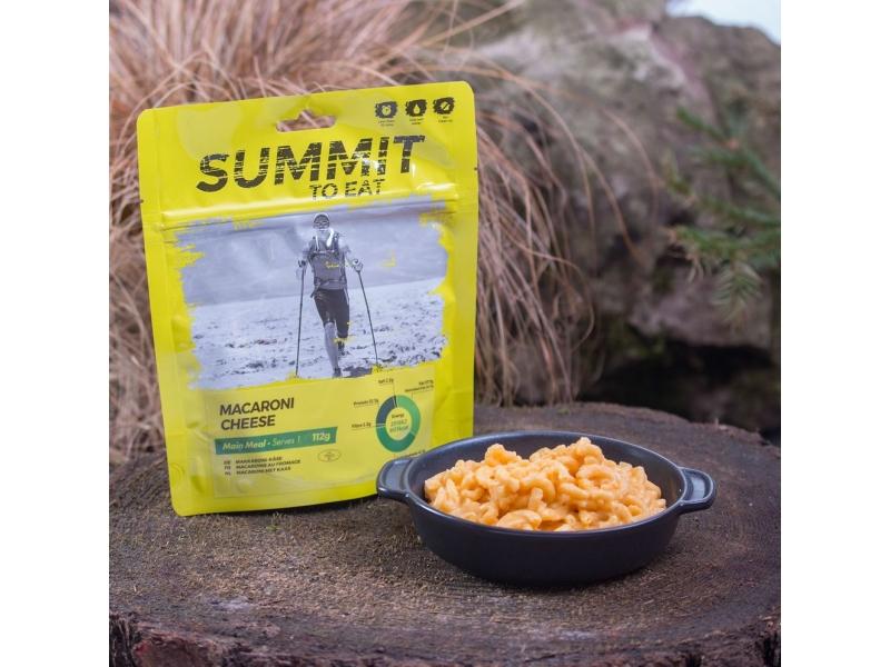 výživa - SUMMIT TO EAT - Makarony se sýrem