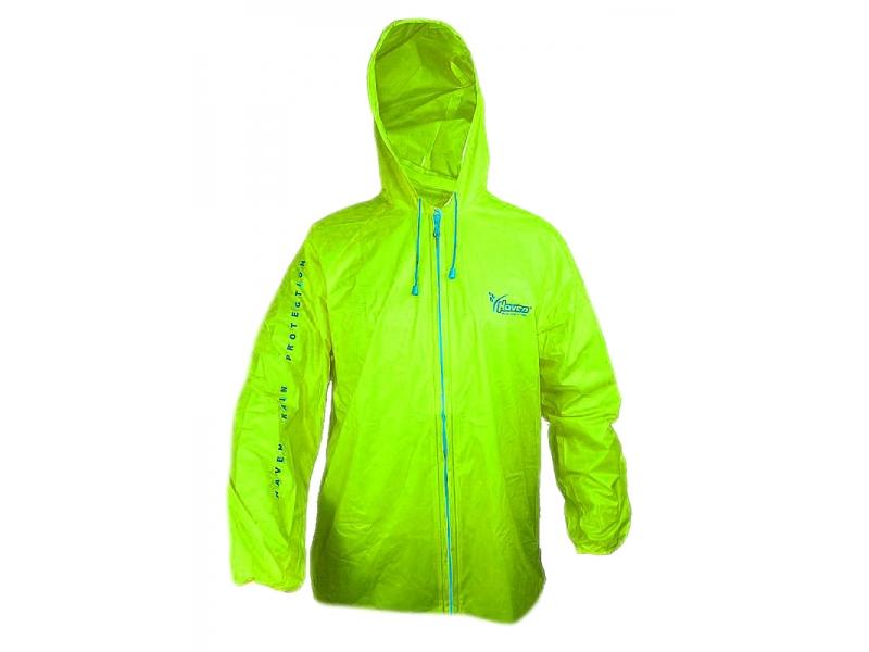 pláštěnka HAVEN Classic II zelená neon XXL