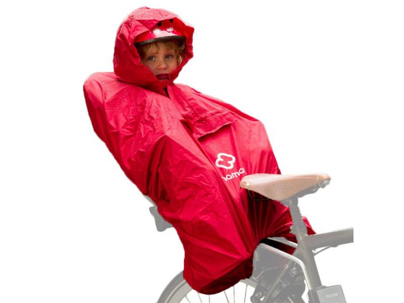 sedačka Hamax - cyklopláštěnka