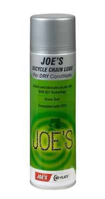mazivo - olej JOES Chain lube dry 500ml