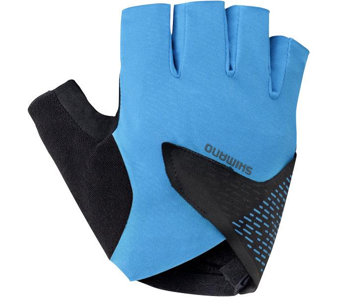 rukavice SHIMANO EVOLVE pánské modré L
