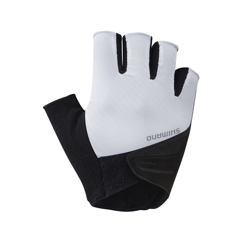 rukavice SHIMANO ADVANCED dámské bílé S