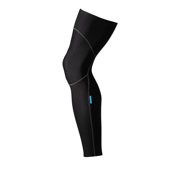 návleky na nohy SHIMANO SUN BLOCK pánské černé XL