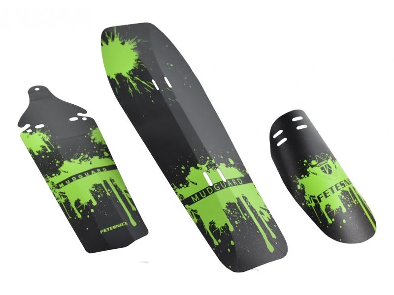 blatníky sada PROFIL-01 světle zelené