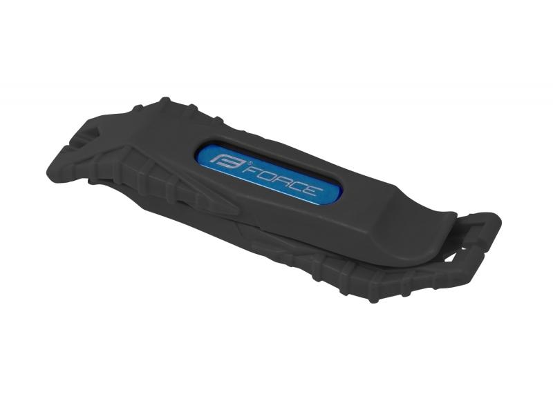 nářadí - montpáka FORCE Al/plast s klíčem na ventilek