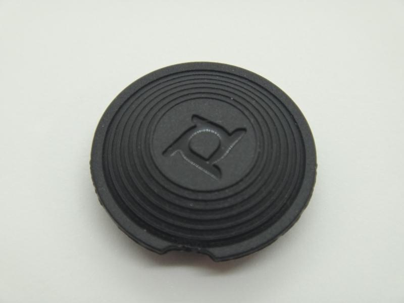 kliky - krytka plastová nacvakávací, černá Prowheel
