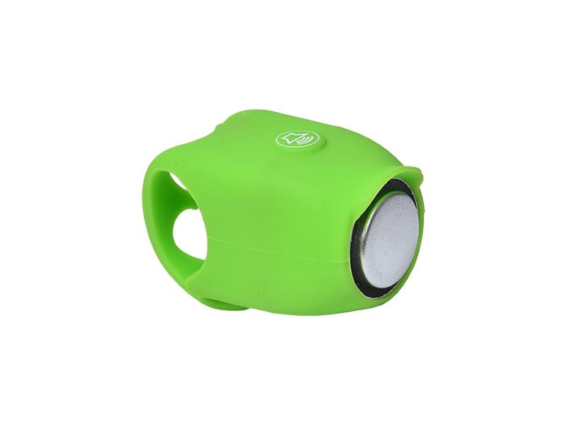 zvonek PROFIL zelený elektronický silikon