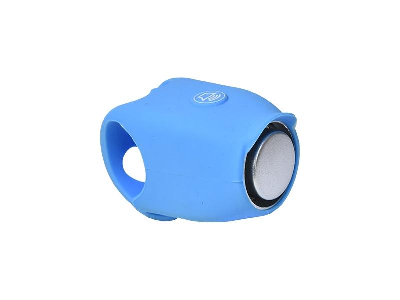 zvonek PROFIL modrý elektronický silikon