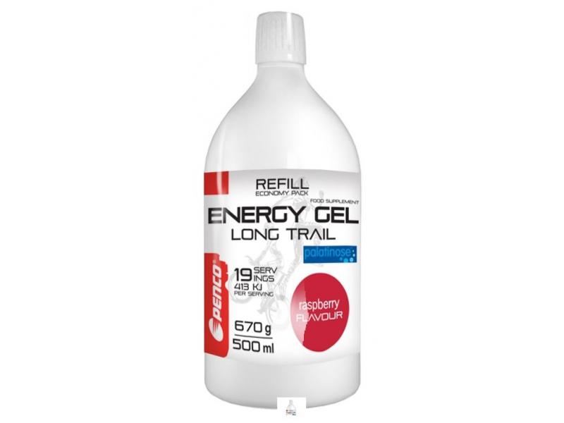 výživa - PENCO ENERGY GEL 670g malina