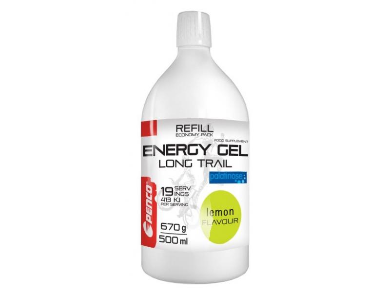 výživa - PENCO ENERGY GEL 670g citron