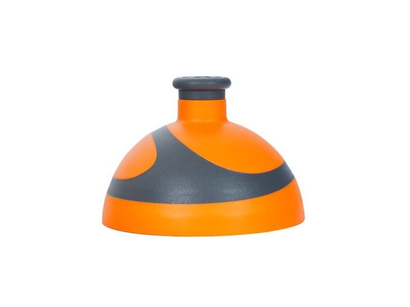 láhev RaB - víčko kompl. 2K Zdravá lahev oranžové