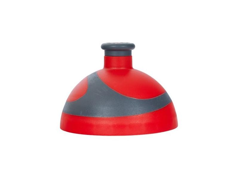 láhev RaB - víčko kompl. 2K Zdravá lahev červené