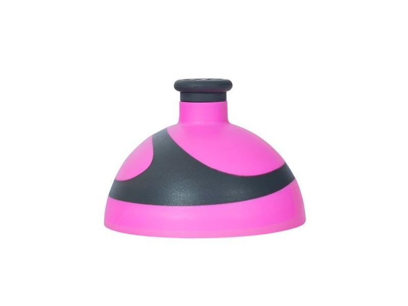 láhev RaB - víčko kompl. 2K Zdravá lahev růžové