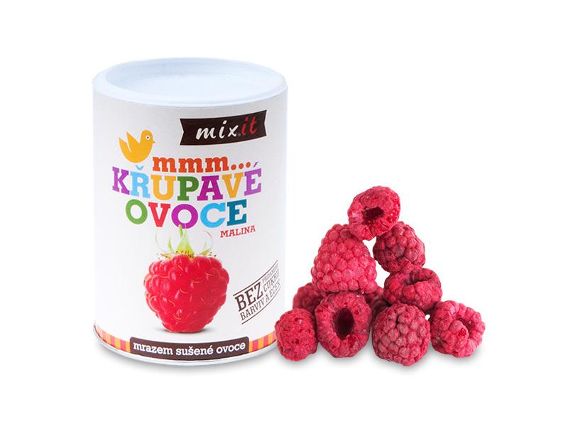MIXIT sušené ovoce - Malina 70g