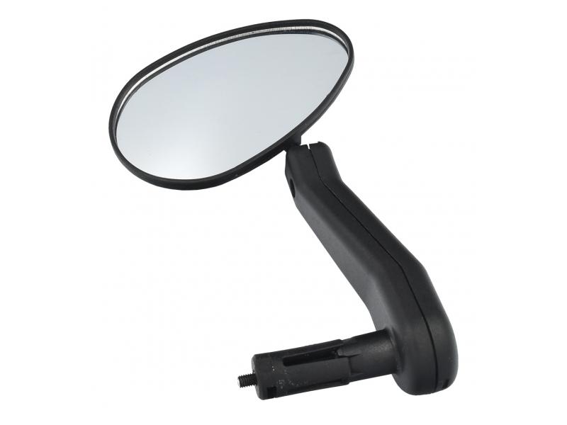 zrcátko zpětné PROFIL M03 černé do řidítek