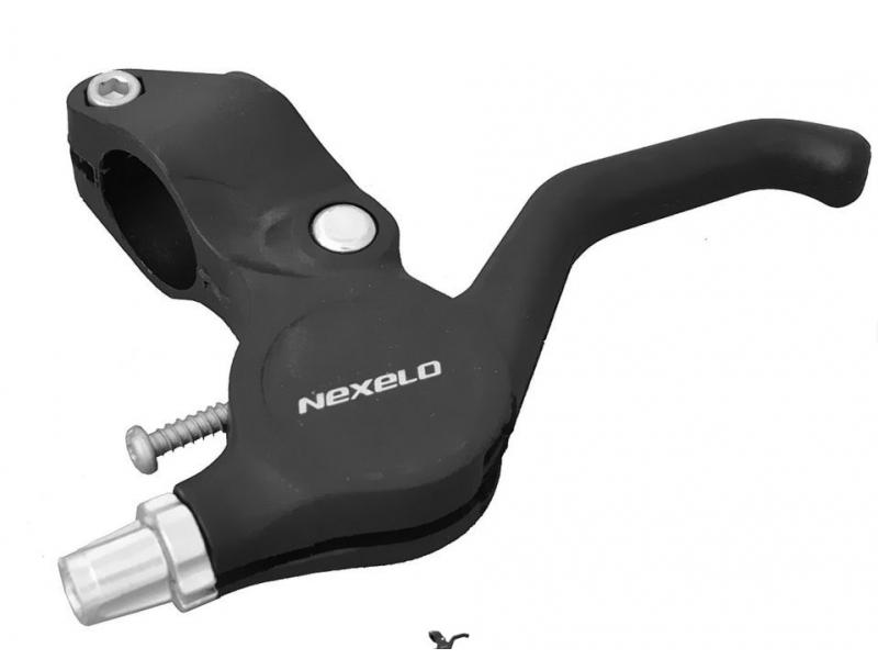 páky brzdové NEXELO plast V-brake 3-prsté dětské