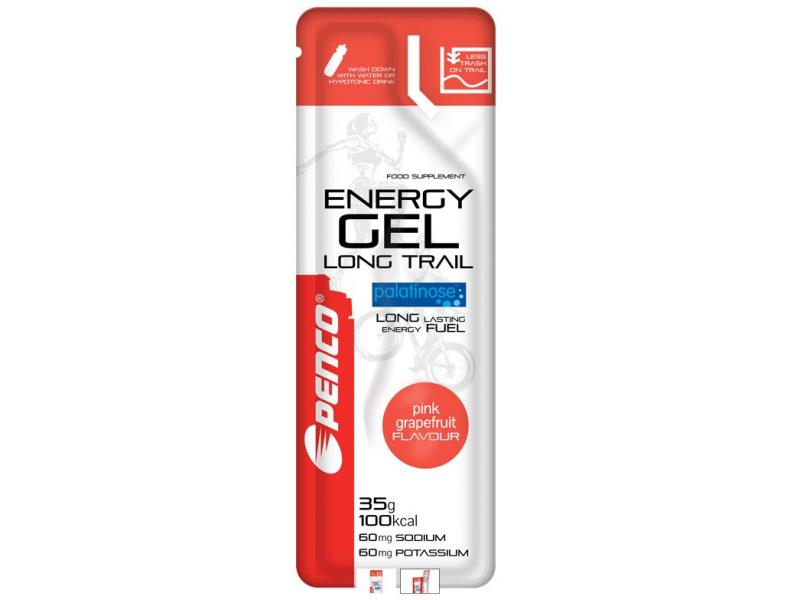 výživa - PENCO ENERGY GEL Long Trail grep 35g sáček