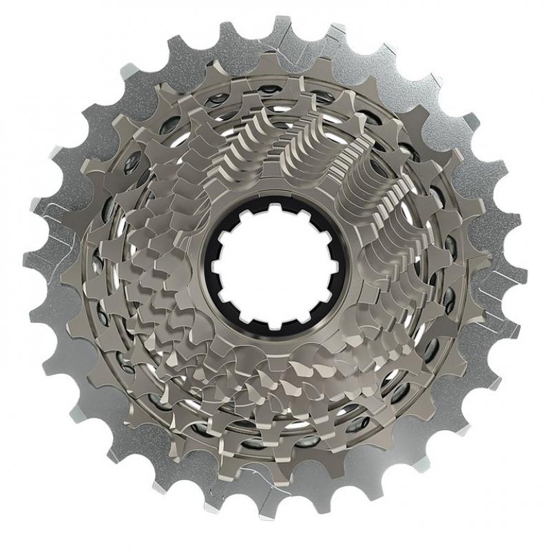 kazeta SRAM 12sp. XG-1290 D1 10-28 stříbrná