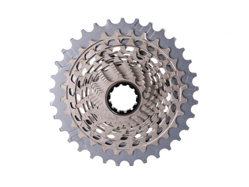 kazeta SRAM 12sp. XG-1290 D1 10-33 stříbrná