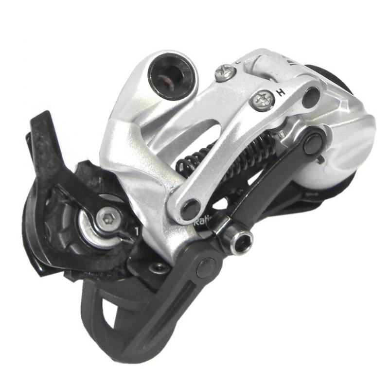 měnič SRAM 9sp. X5 stříbrný, střední vodítko