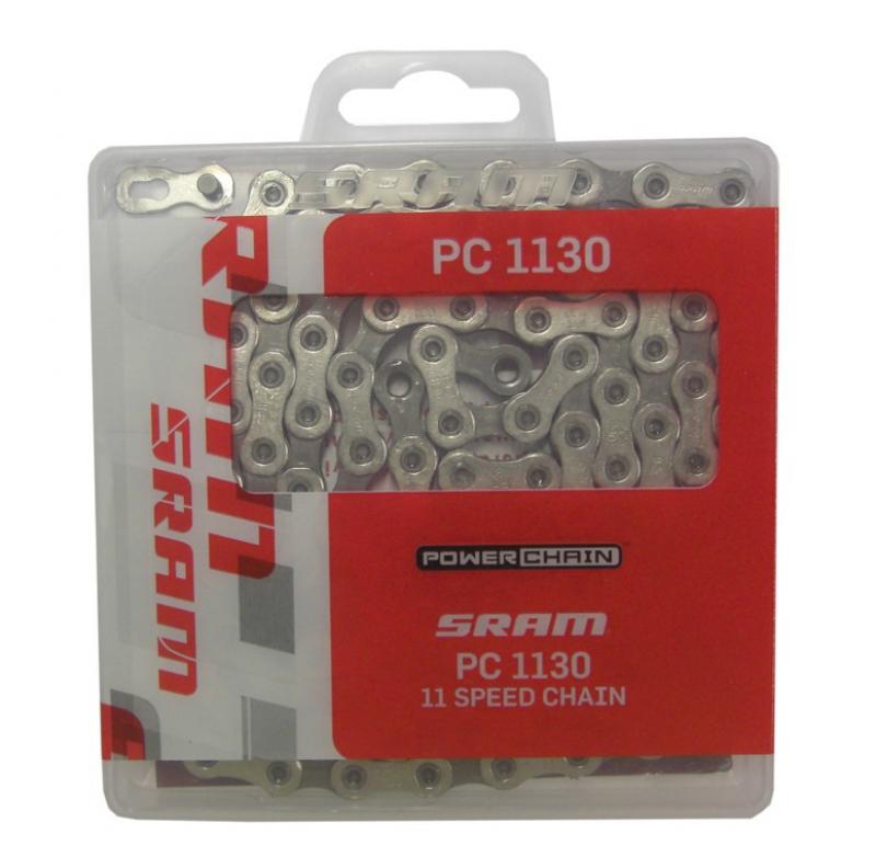 řetěz SRAM 11sp. PC1130 120čl. + PowerLock