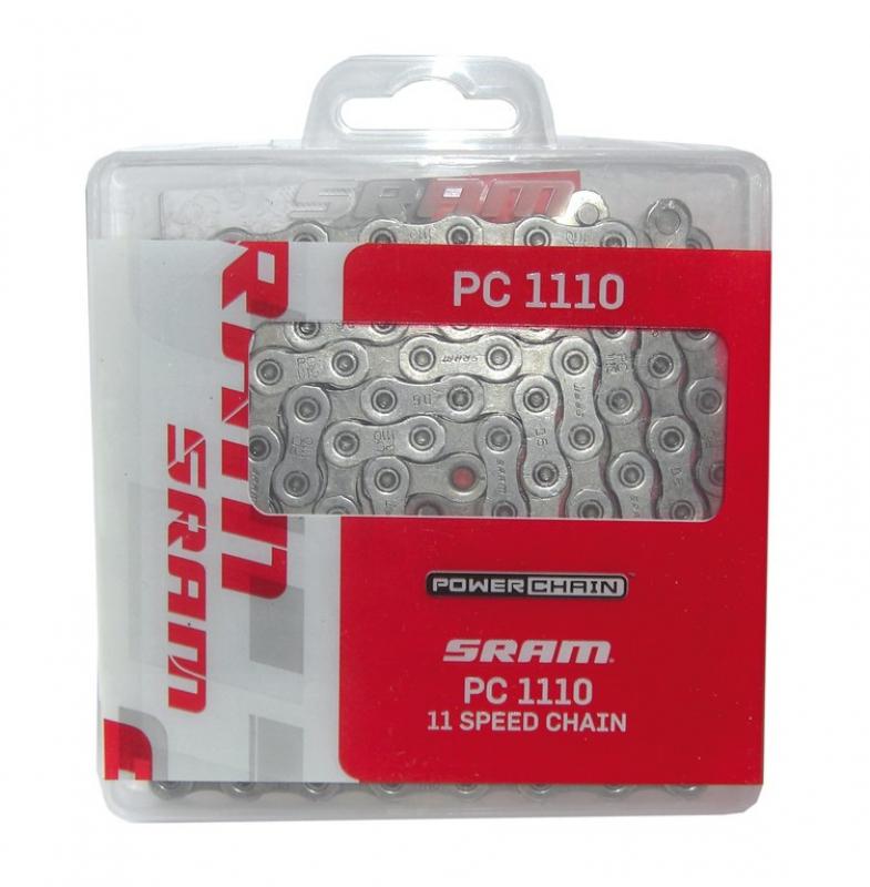 řetěz SRAM 11sp. PC1110 114čl. + PowerLock