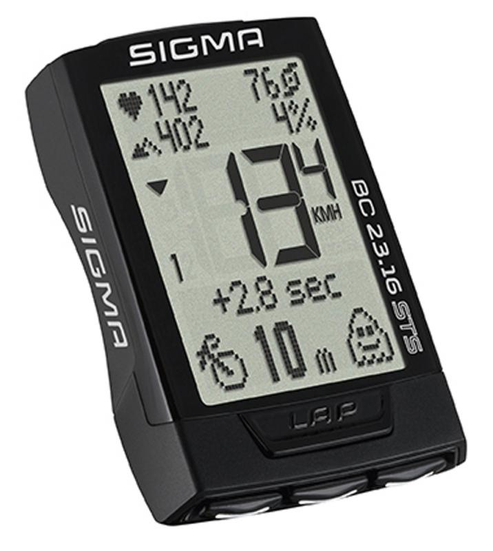 cc SIGMA BC 23.16 STS černý