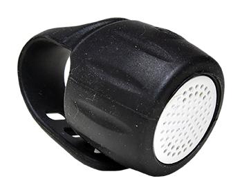 zvonek PROFIL černý elektronický silikon XC-269