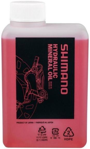 olej minerální SHIMANO do hydraul.brzd 500ml