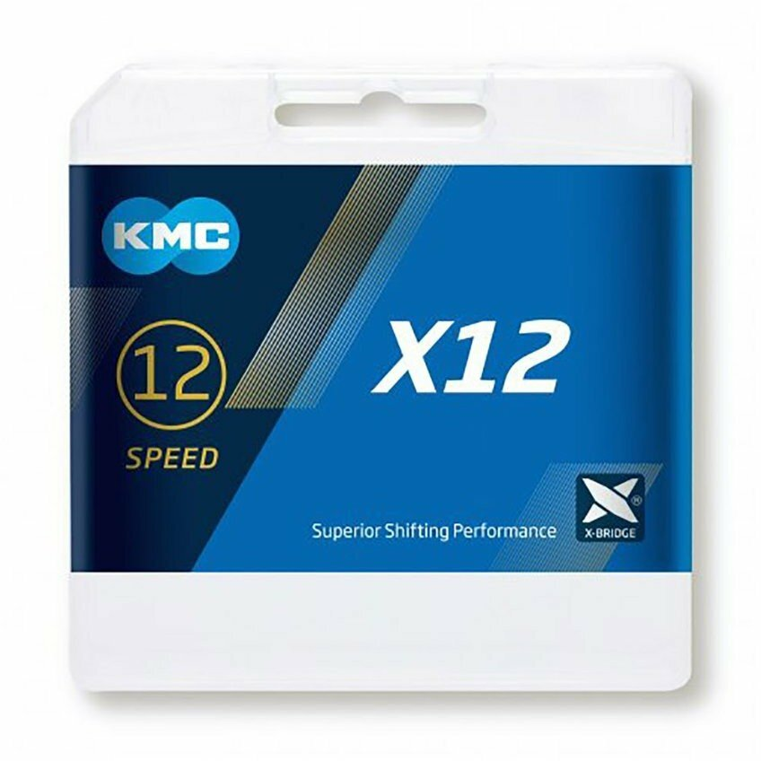 řetěz KMC X12, 12sp., 126čl.